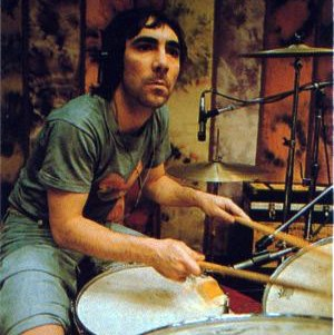 Keith Moon being serious for once.