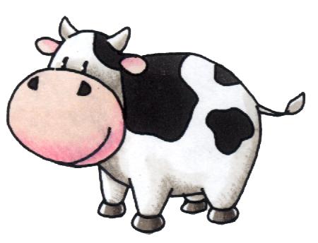 A moo cow
