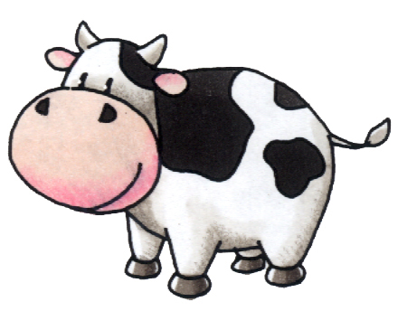 A moo cow