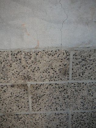 This, ladies and gentlemen, is concrete.