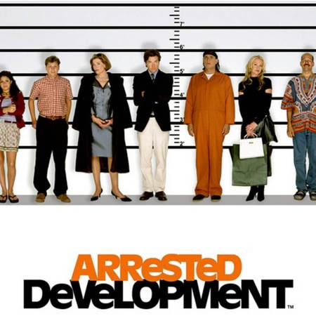 Arrested Development's assembled cast