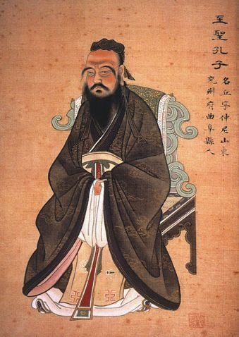 """""""That's Mr. Confucius to you!"""""""