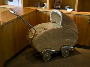 You call that a pram? THIS is a pram!