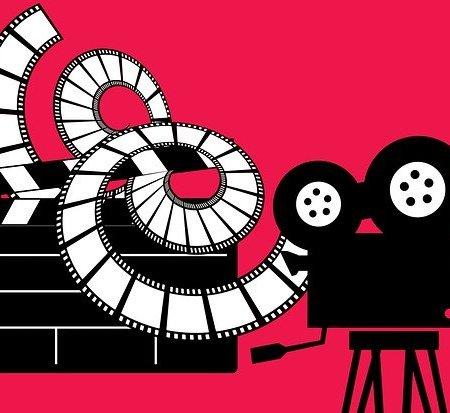 A film clip for a cinema reel