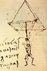 da Vinci's.... er, DiCaprio's 1495 design.