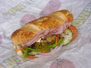 I want my sandwich!