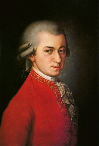 Mr. Mozart. Indeed.