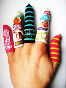 Keep those fingers warm this spring!