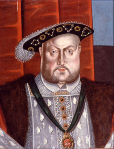 Henry VIII had six wives, but no husbands. Just as well, eh? Think of all those lucky guys who got to keep their bonce!
