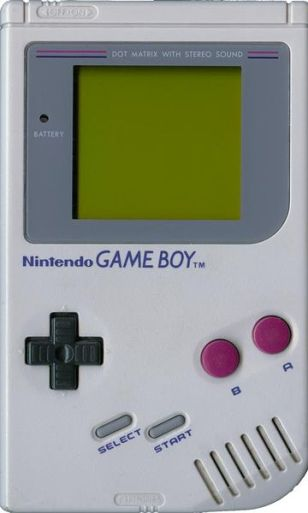The Game Boy by Nintendo