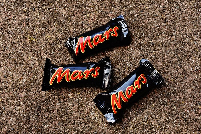 Mars Bar - what's in the name?