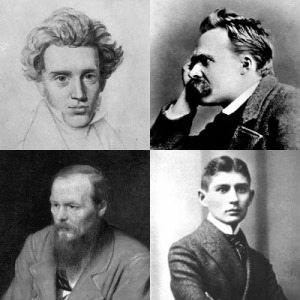 The Four Existential Precursors. Nietzsche, for instance, wrote often of his fondess for zombie films (such as 28 Weeks Later).