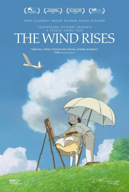 Studio Ghibli's The Wind Rises.
