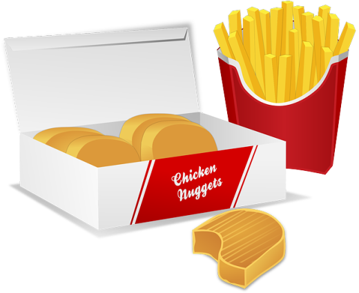 Fast food is very popular in Europe. It's believed that, by 2020, Europe will be called McEurope.