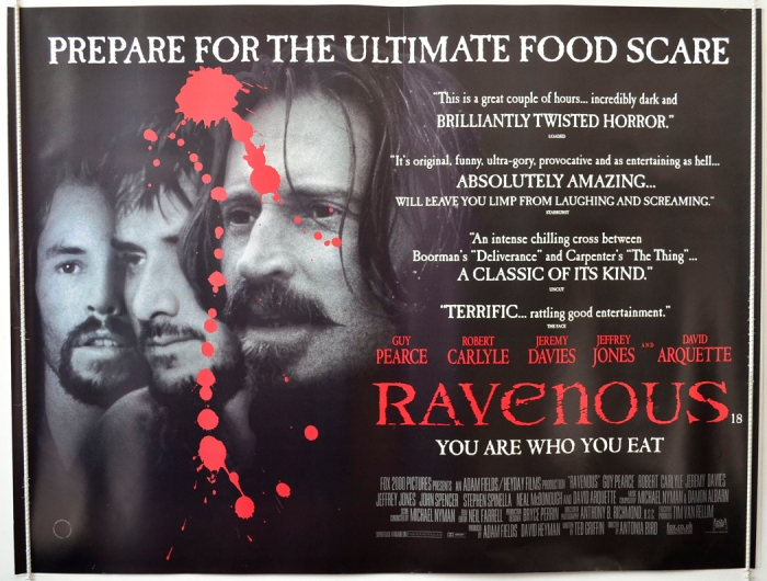 Ravenous film