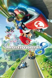 Mario Kart 8!
