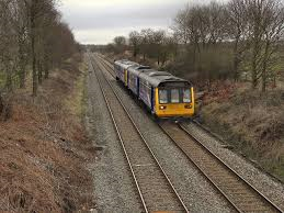 The Manchester - Southport train. Not the exact one Mr. Wapojif was on, but the exact type of train. Journey Duration: 1 hour. Free tea and sandwiches? No.