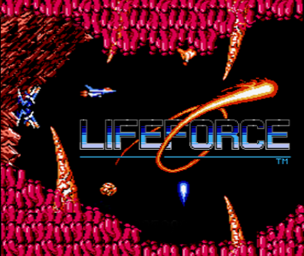 Life Force on the NES