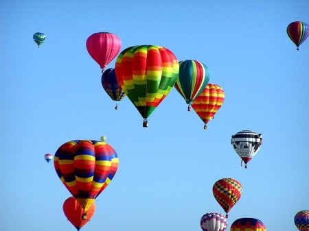 Hor Air Balloons