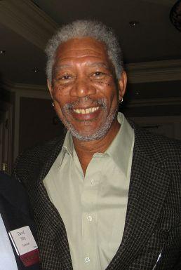 Morgan Freeman: The man, the myth, the legend.
