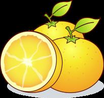 Oranges, yo.
