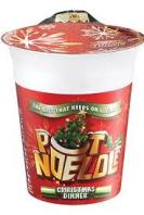 A Christmas Dinner Pot Noodle!