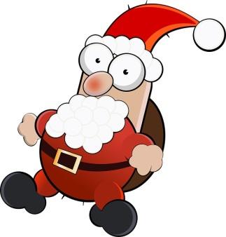 Santa's Back!