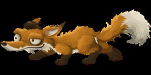 Sneaky Mr. Fox.