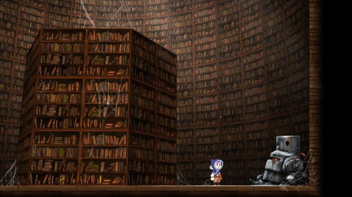 The glory of Teslagrad!