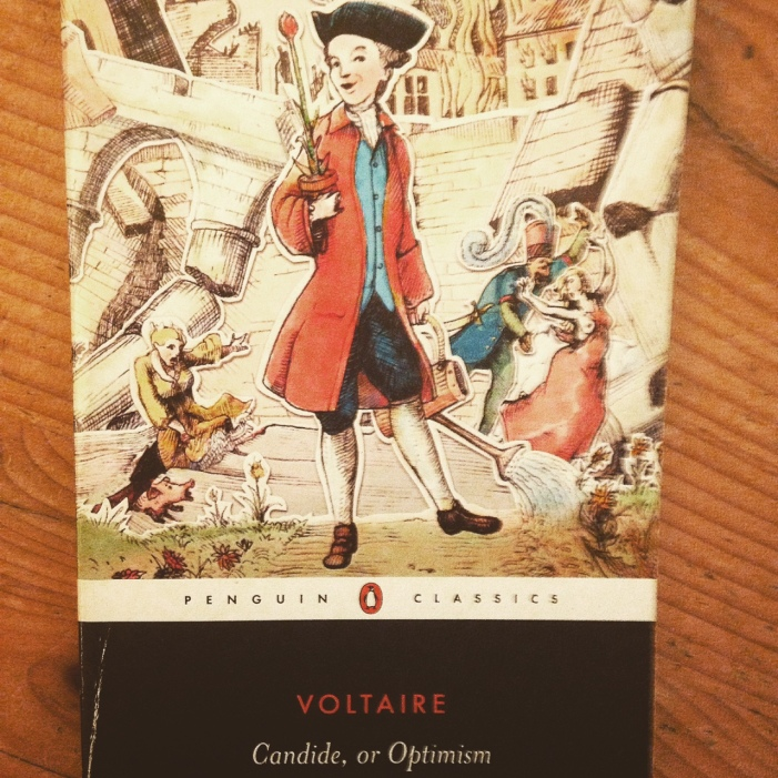 Voltaire Candide, or Optimism