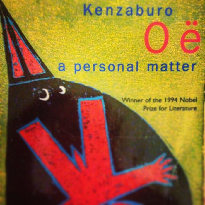 Kenzaburo Oe A Pesonal Matter