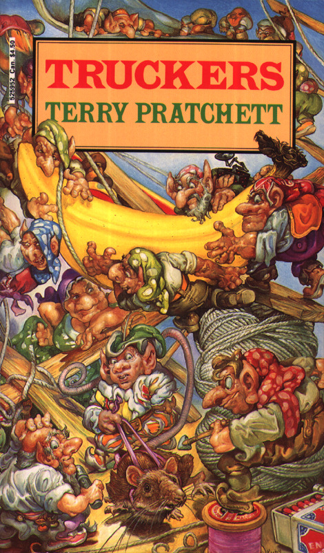 Truckers by Terry Pratchett