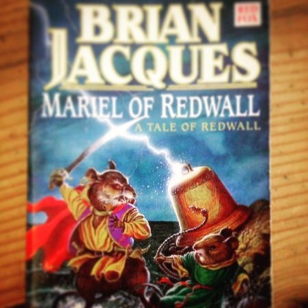 Brian Jacques Redwall Series
