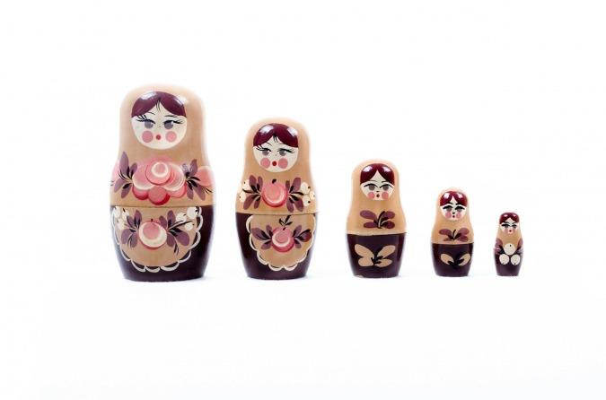 Matryoshka (Russian) Dolls