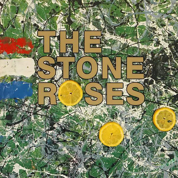 The Stone Roses debut album front cover
