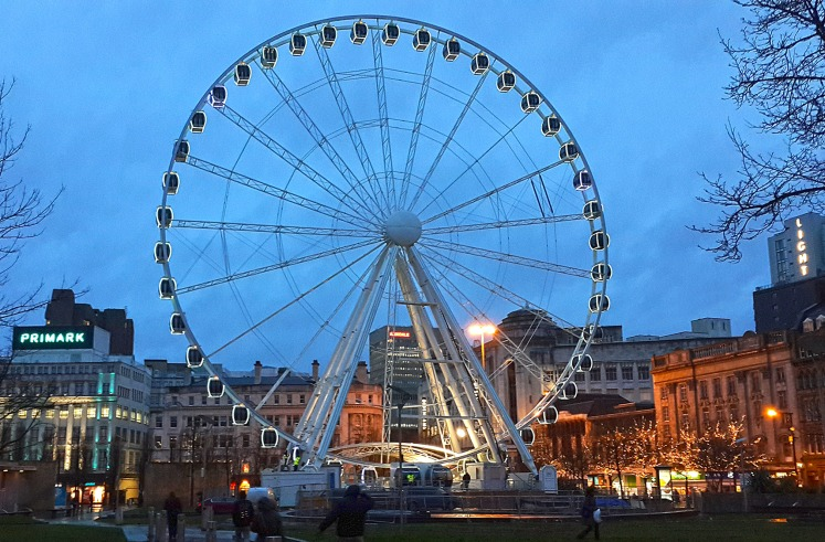 Wheel of Manchester