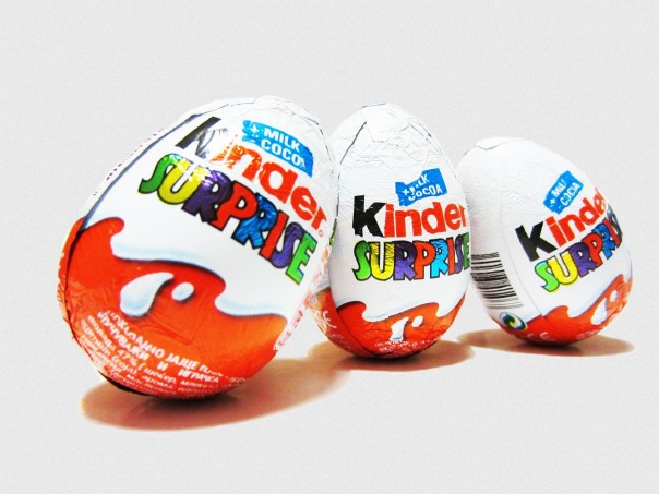 Why Are Kinder Surprise Eggs Banned In America? – Professional Moron