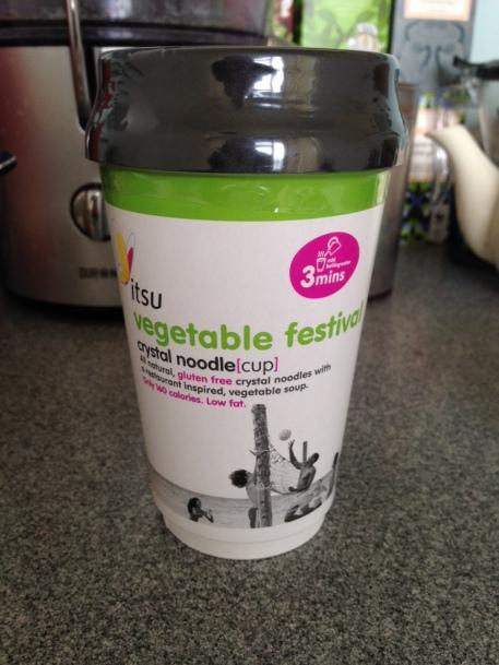 Itsu Vegetable Festival