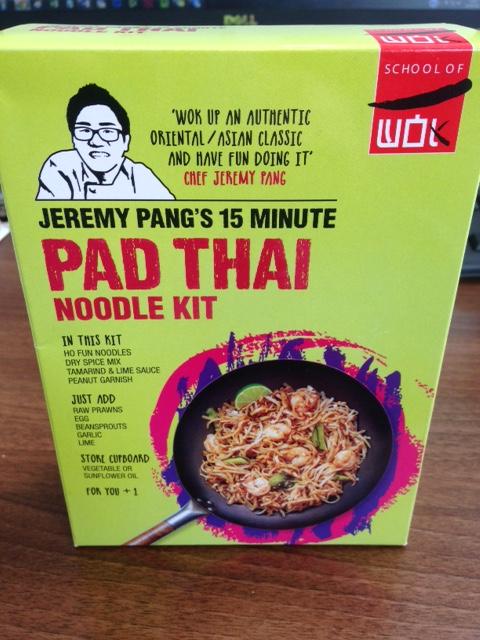 Jeremy Pang Pad Thai