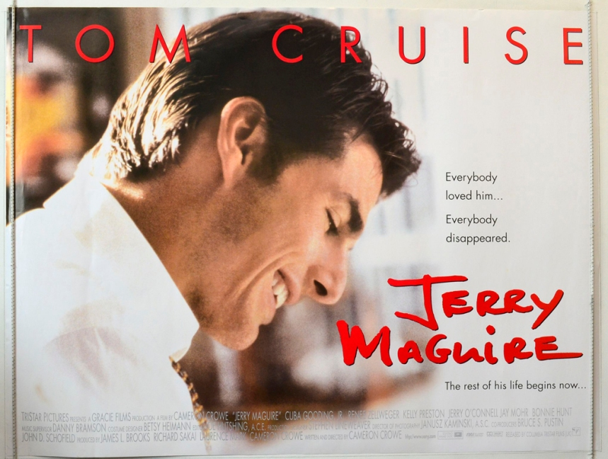 """You Had Me At Hello Quote Awesome Jerry Maguire """"You Had Me At Hello"""" Quote Off Extravaganza"""