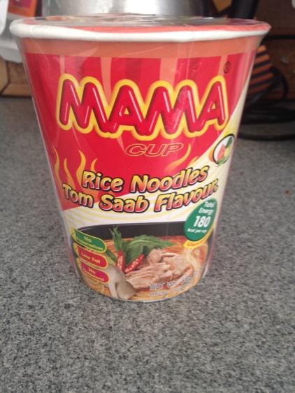 Mama Rice Noodles Tom Saab
