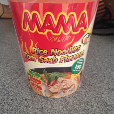 Mama Rice Noodles Tom Saab