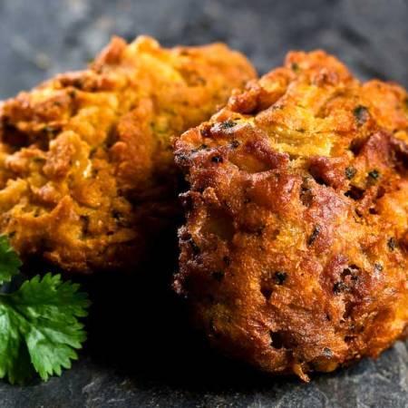 Onion Bhajji