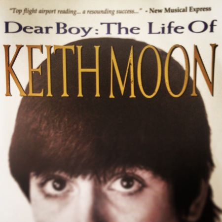 Keith Moon Dear Boy