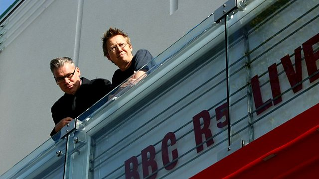 Kermode and Mayo's Film Review Show - the duo that forms the Church of Wittertainment