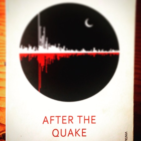 Murakami after the quake