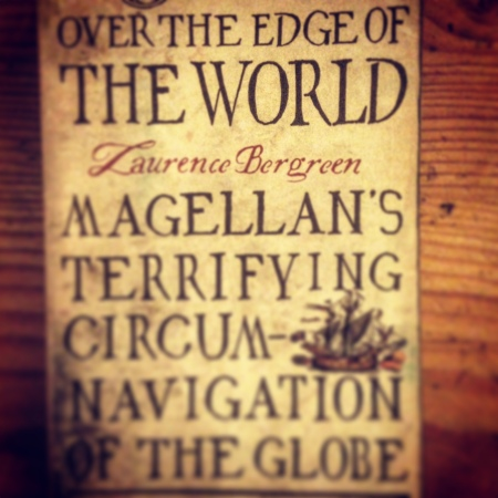 Ferdinand Magellan Over The Edge of the World