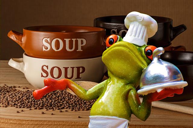 Fish soup recipe