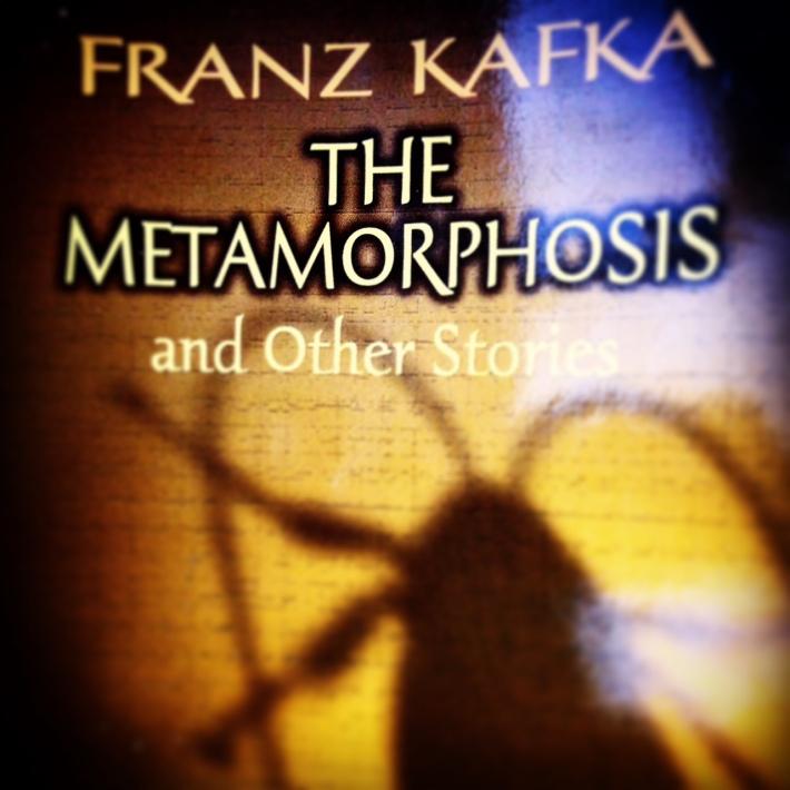 The Metamorphoses by Franz Kafka