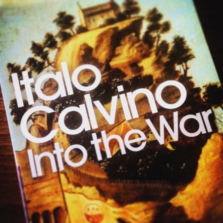 Italo Calvino Into the War